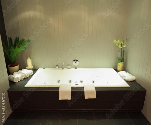 Badewanne Badezimmer