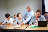 Betreuung an der Fachhochschule