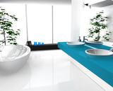 Bathroom Acquamarine