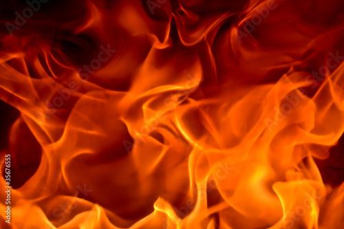In de dag Vuur / Vlam Firewall 1
