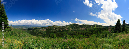 Park City - The view from the top - 35681301