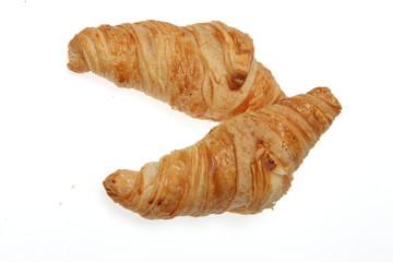 deux croissants