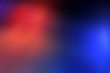 canvas print picture - Police car light bar background