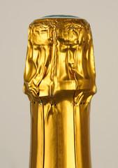 bouteille de crémant d'Alsace