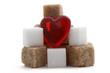 Zucker - Gesundheitsvorsorge
