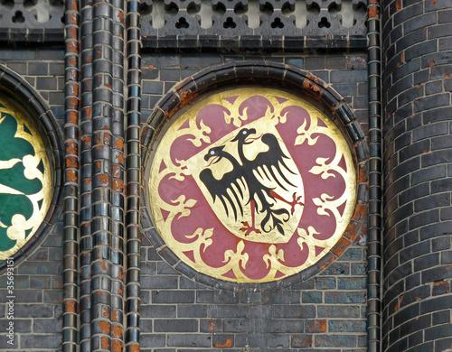 Lübecker Stadtwappen
