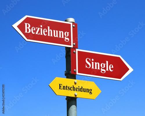 """Beziehung oder Single"""" Stockfotos und lizenzfreie Bilder auf Fotolia ..."""