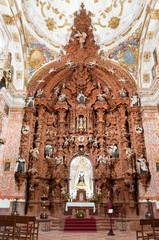 Iglesia del Carmen de Antequera