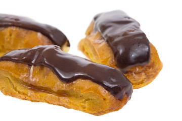 Eclairs up Close