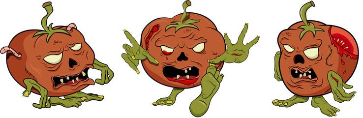 Tomato zombie