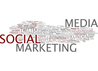 SMM Social Media Marketing