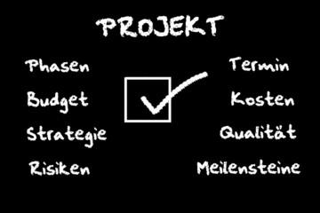 Projekt Entwurf ger