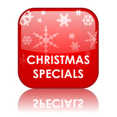 CHRISTMAS SPECIAL button (special offers sale xmas)