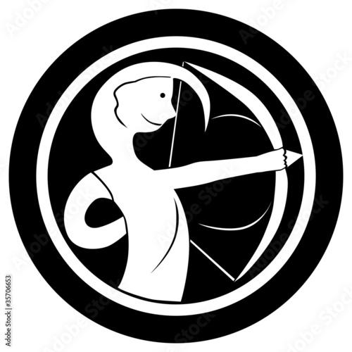 Znak Zodiaku Tatuaż Obraz,plakat Znak Zodiaku