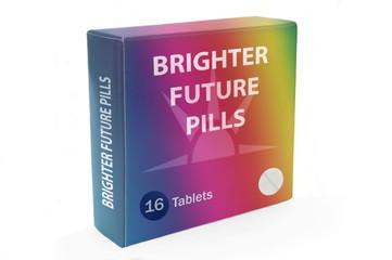 Brighter Future inspiration aid.