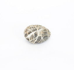 stone,isolated on white with clipping path.