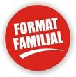 bouton format familial