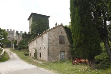 Castello di Triana, Italia, Toscana