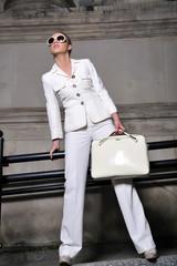 businesswomen, careerist, city, job, success, young
