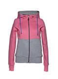 Girl Hoody Pink/Gray