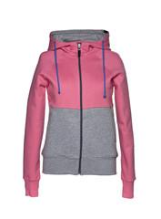 Girl Hoody Pink/Gray
