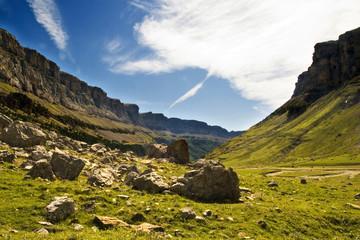valle de Ordesa, Pirineos, España