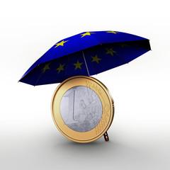 Rettungsschirm EFSF EURO ESM