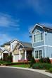 Residential building exterior design