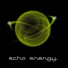 Logo Echo Energy # Vector