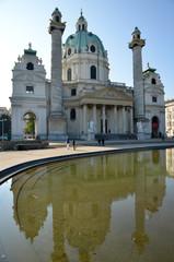 L'église Saint-Charles à Vienne
