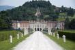 Rezzato (Brescia, Lombardy, Italy): Villa Fenaroli, ancient pala