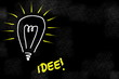 Idee Lampe