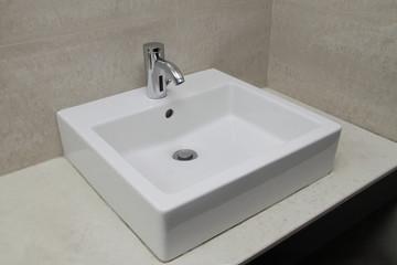 vasque évier robinet mitigeur