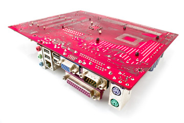Hardware motherboard components and circuits