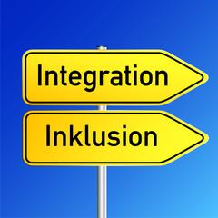 Integration - Inklusion