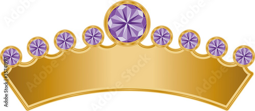 Crown with Jewels
