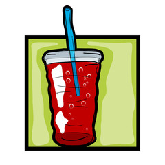Clip art fresh soda