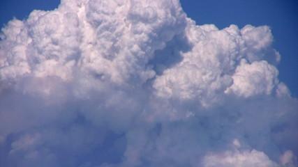 Los Angeles Wildfire 2009 Pyro Cumulus Time Lapse 4 Loop