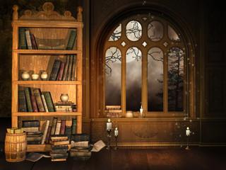 Magiczna biblioteka
