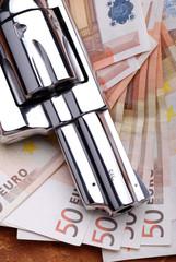 revolver e denaro - uno