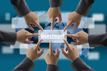 world business Investment