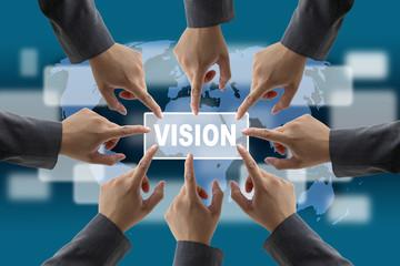 diverse business world vision