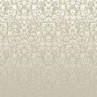 Seamless Damask Pattern Silver/Gold Wallpaper