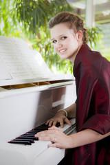 Klavier spielen macht Spaß