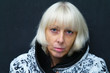 The psychological portrait of a sad woman, Moscow
