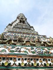 Angel Statue of the Wat Arun , Bangkok