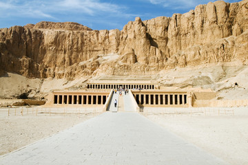Temple of Hatsheput