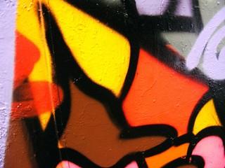 Teens underground urban vandalism