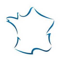 france, carte de France
