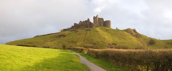 English ruins castle